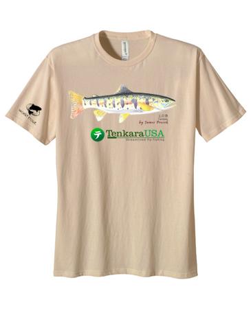 Yamame World Trout shirt
