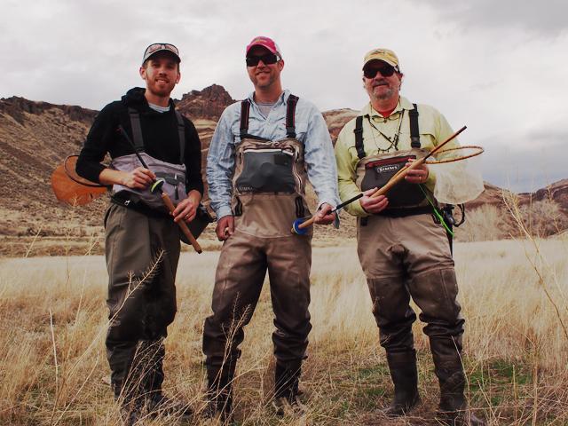Tenkara USA and Idaho Angler