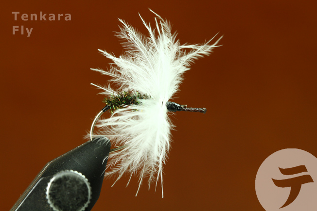 Itoshiro Kebari - Tenkara flies tied by Mr. Fujioka