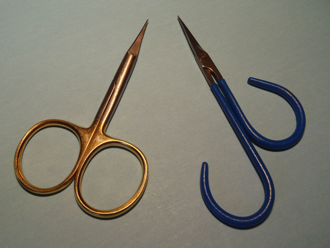 Fly Tying Scissors