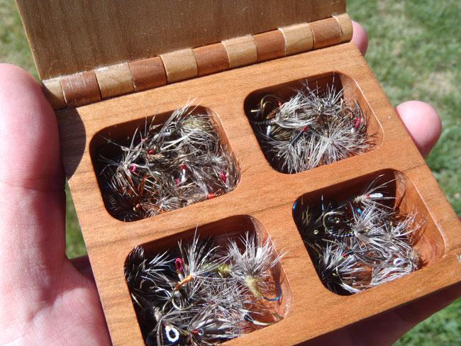 Tenkara Fly Box