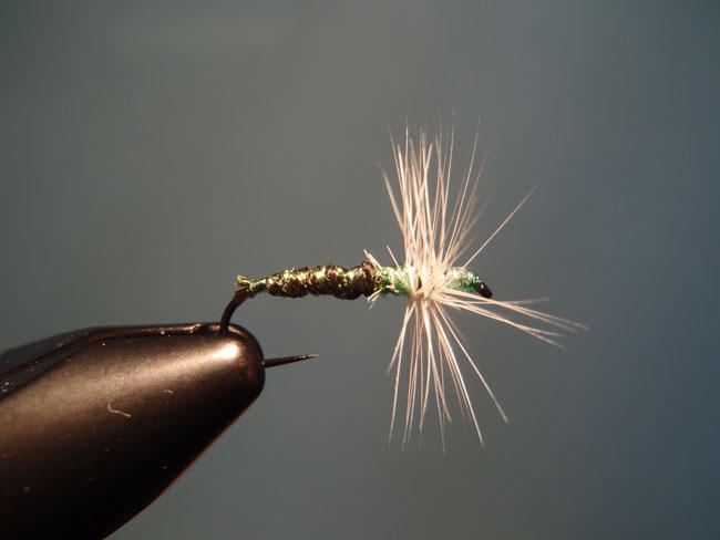 Tenkara Fly by Masami Tanaka