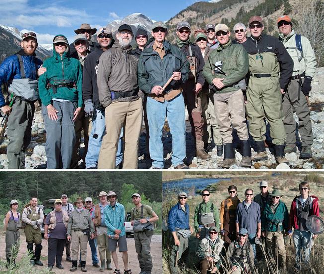Tenkara Community in Colorado