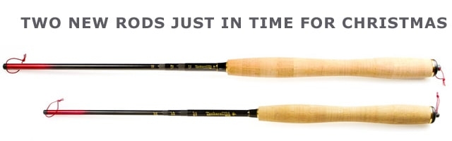 New Tenkara Rods - triple length zoom tenkara rods