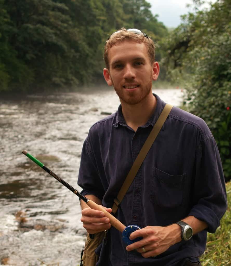Daniel Galhardo Tenkara founder