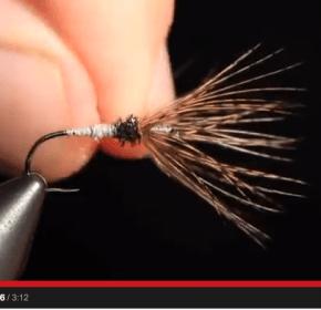 Tying the tenkara fly takayama kebari