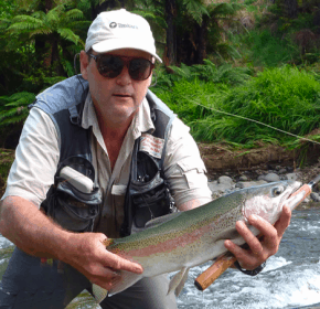 Yvon Zill Tenkara Guide France