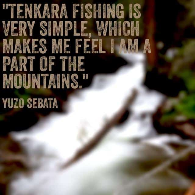 Sebata on Simple Fly Fishing