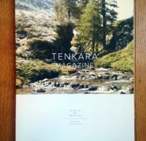 Tenkara Magazine 2014 Cover