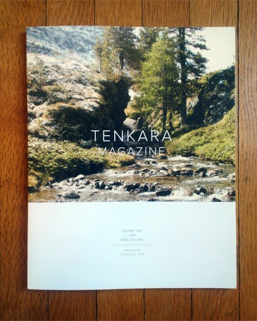 Tenkara Magazine Cover