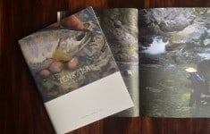2015 Tenkara Magazine spread