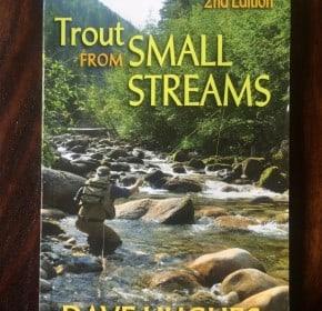 Dave Hughes Tenkara in Trout from Small Streams