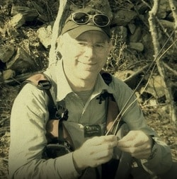 Tenkara Guides in Texas Rob Woodruff