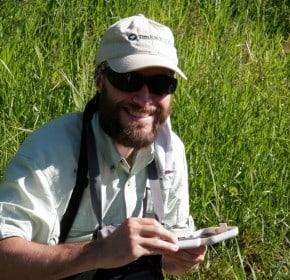 Graham Moran Tenkara Grasshopper