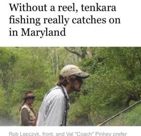 BaltimoreSun Tenkara