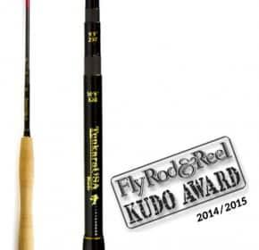 Kudo Award by Fly Rod and Reel
