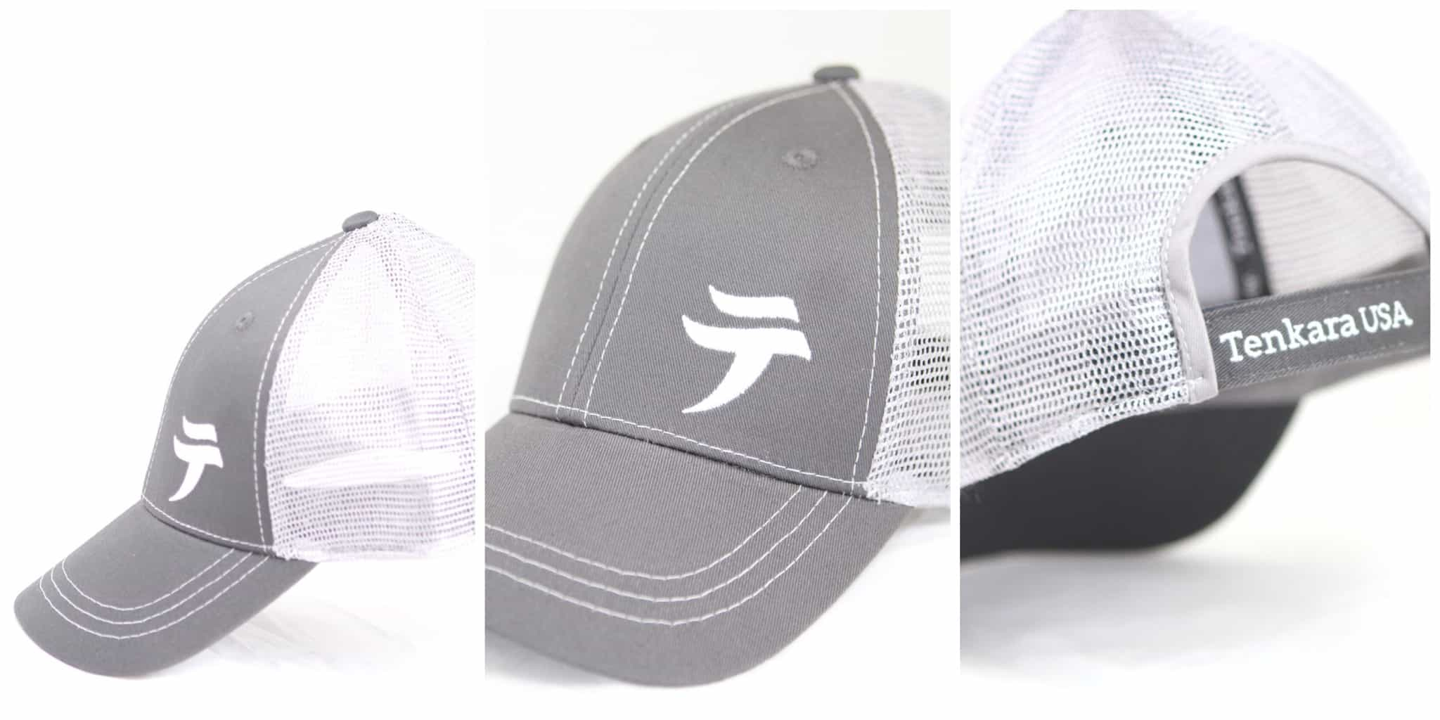 Tenkara trucker hat