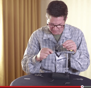 Tenkara fly-tying video series with Allen Seagraves