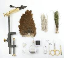 tenkara fly-tying kit, basic