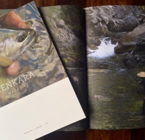 2015 Tenkara Magazine