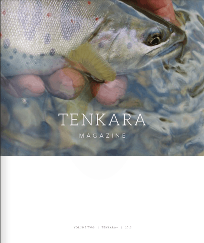 Tenkara magazine online version