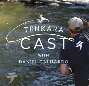 Tenkara Cast: what is tenkara artwork