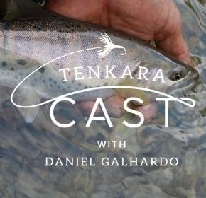 Amago tenkara cast