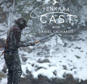 Winter tenkara podcast