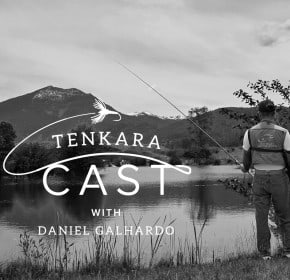 Lakes with tenkara