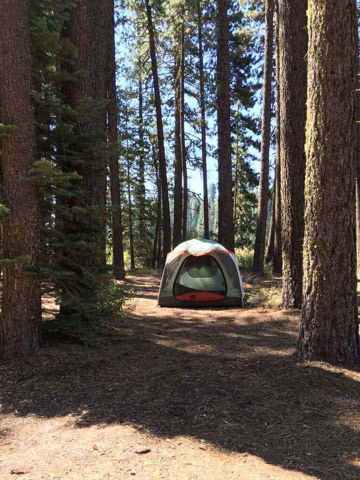 TJ - CampingTentYellowCreek