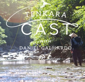 Tenkara Cast Japan with Adam