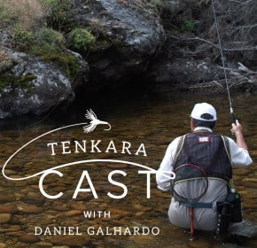 tenkara cast RMNP Tenkara Summit podcast