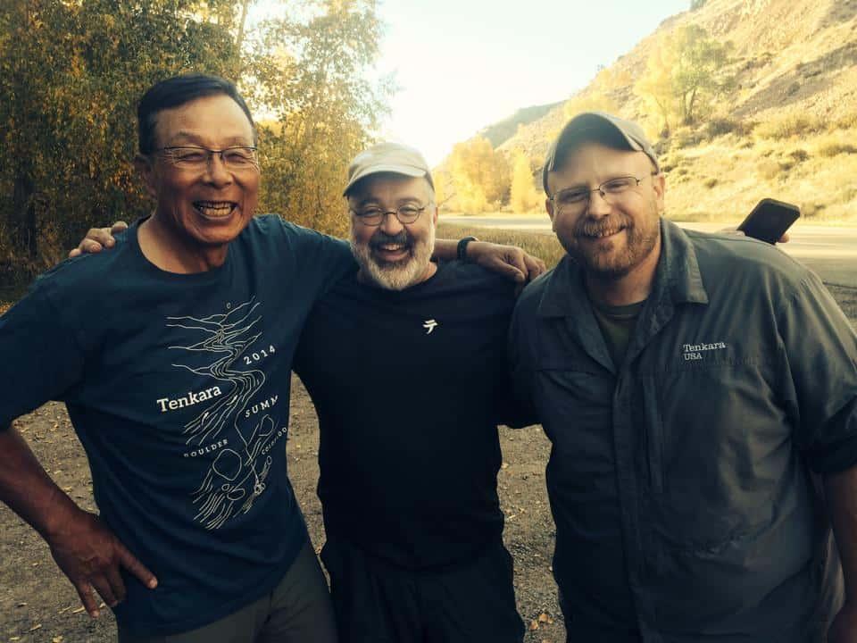 Hisao Ishigaki, TJ and John