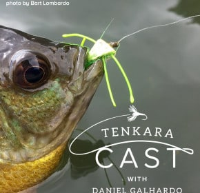 Panfish on Fly Tenkara