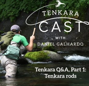 Tenkara Questions and Answers about Tenkara Rods