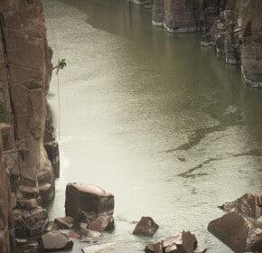 tenkara fishing fremont canyon wyoming