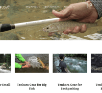 Tenkara gear collections by need: Shop for tenkara rods for beginners, tenkara gear for backpacking and more